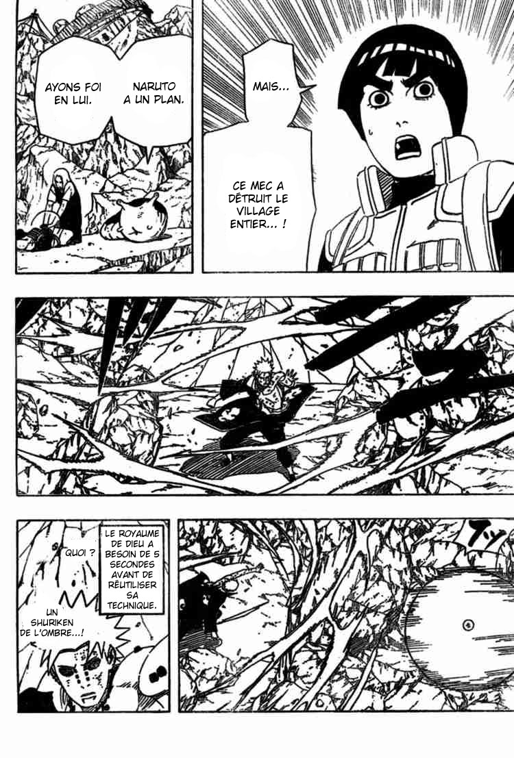 Chapitre Scan Naruto 442 FR Page 04