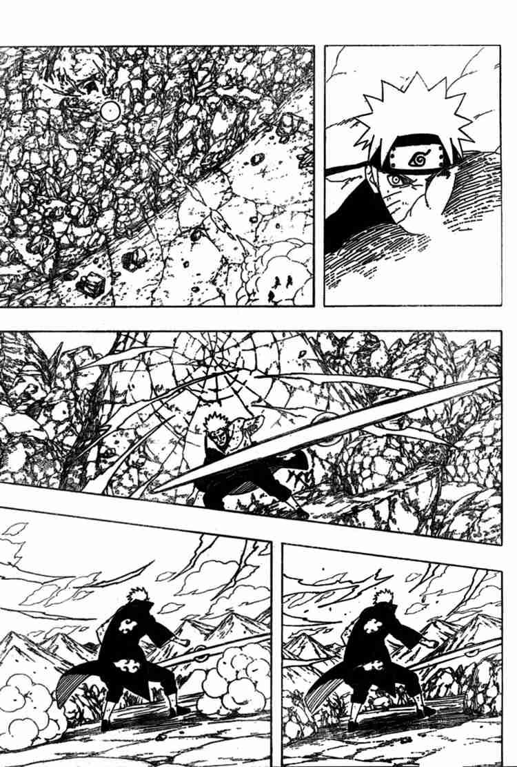 Chapitre Scan Naruto 442 FR Page 05