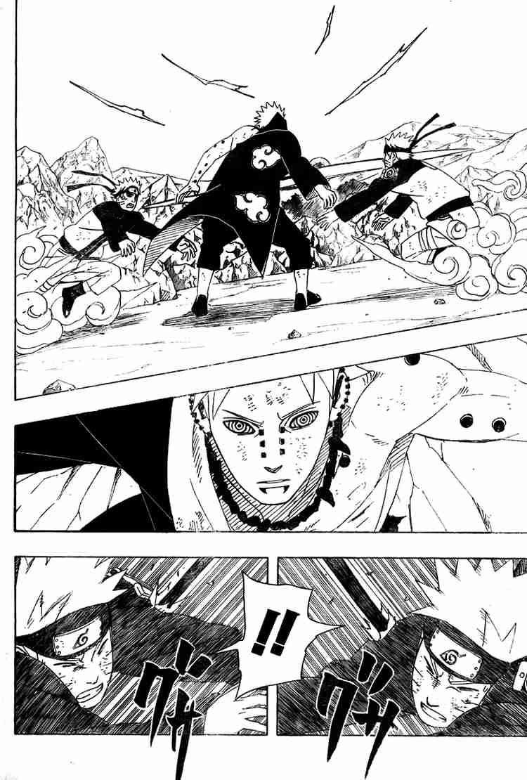 Chapitre Scan Naruto 442 FR Page 06