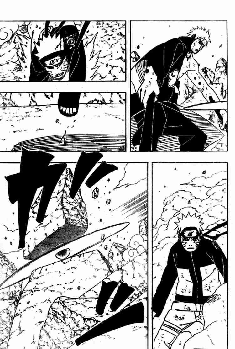 Chapitre Scan Naruto 442 FR Page 07