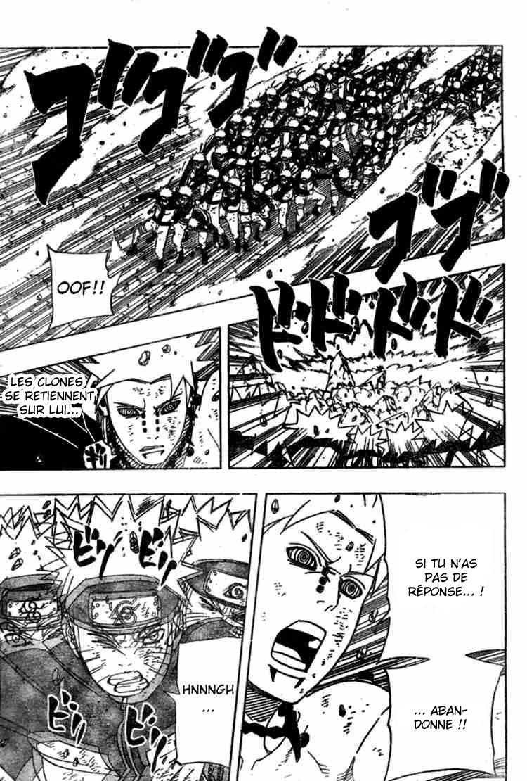 Chapitre Scan Naruto 442 FR Page 13