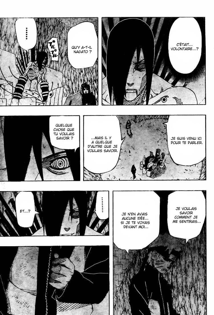 Chapitre Scan Naruto 444 FR Page 05