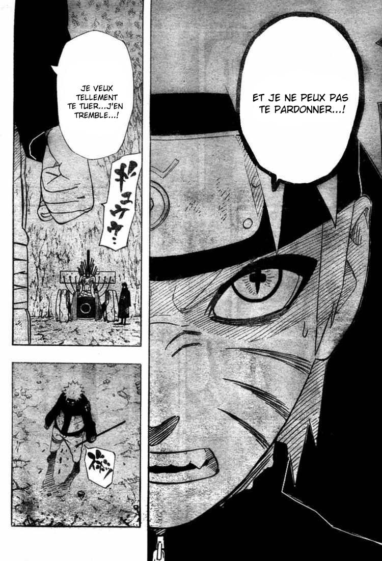 Chapitre Scan Naruto 444 FR Page 06