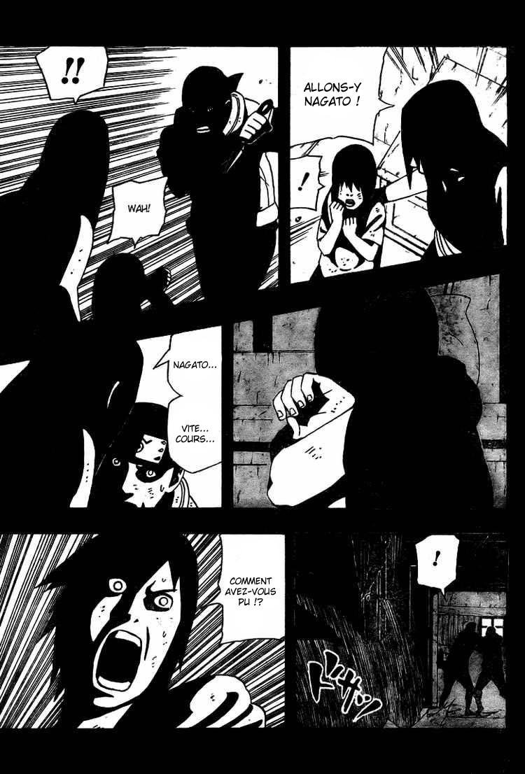 Chapitre Scan Naruto 444 FR Page 15