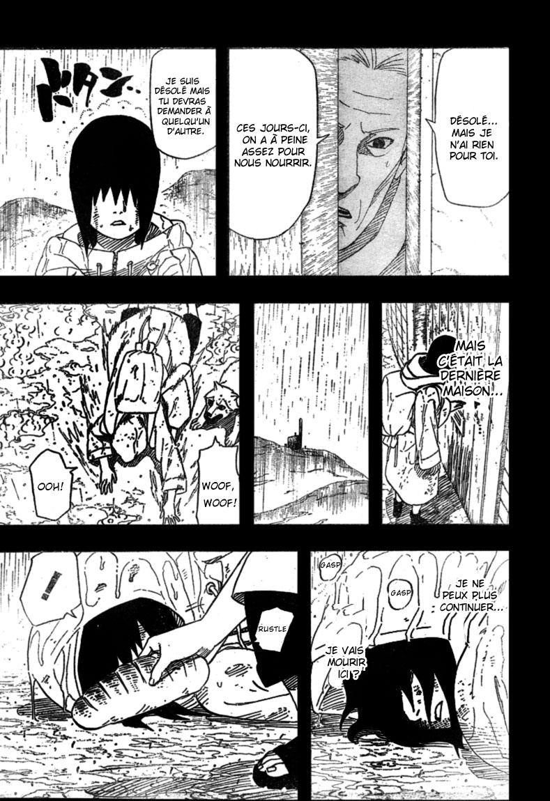 Chapitre Scan Naruto 445 FR 07