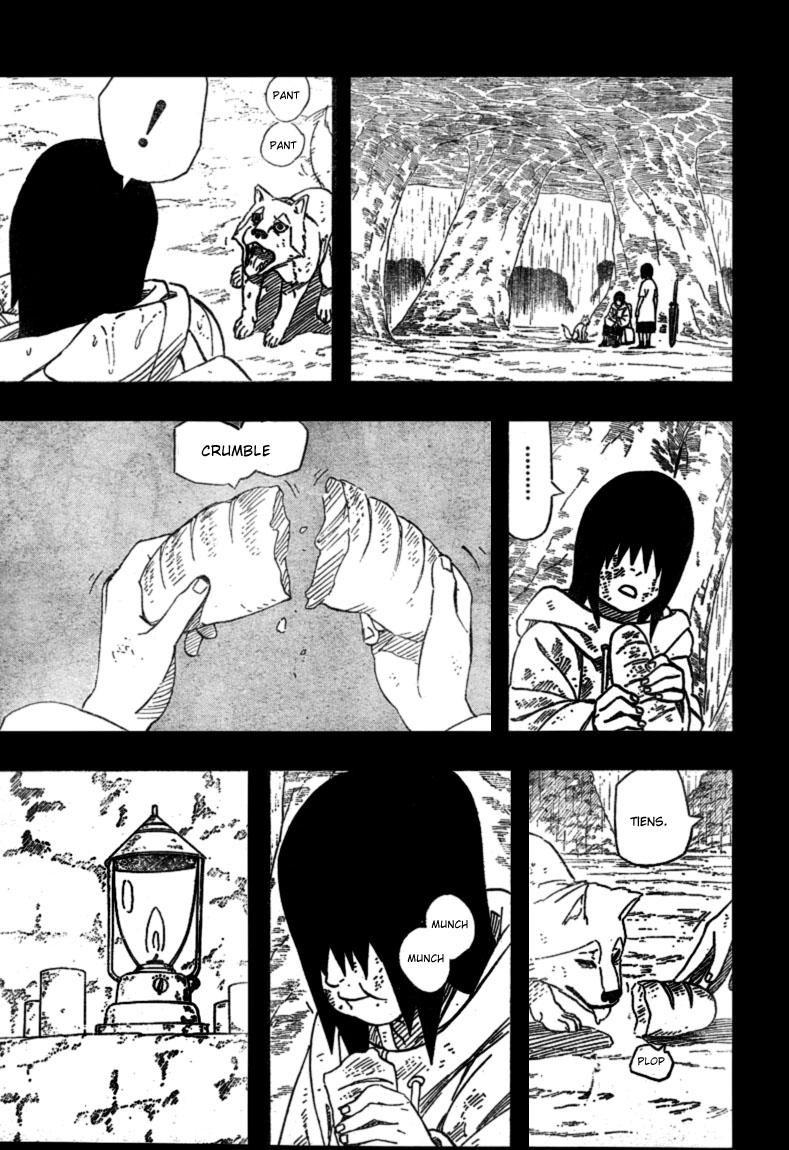 Chapitre Scan Naruto 445 FR 09