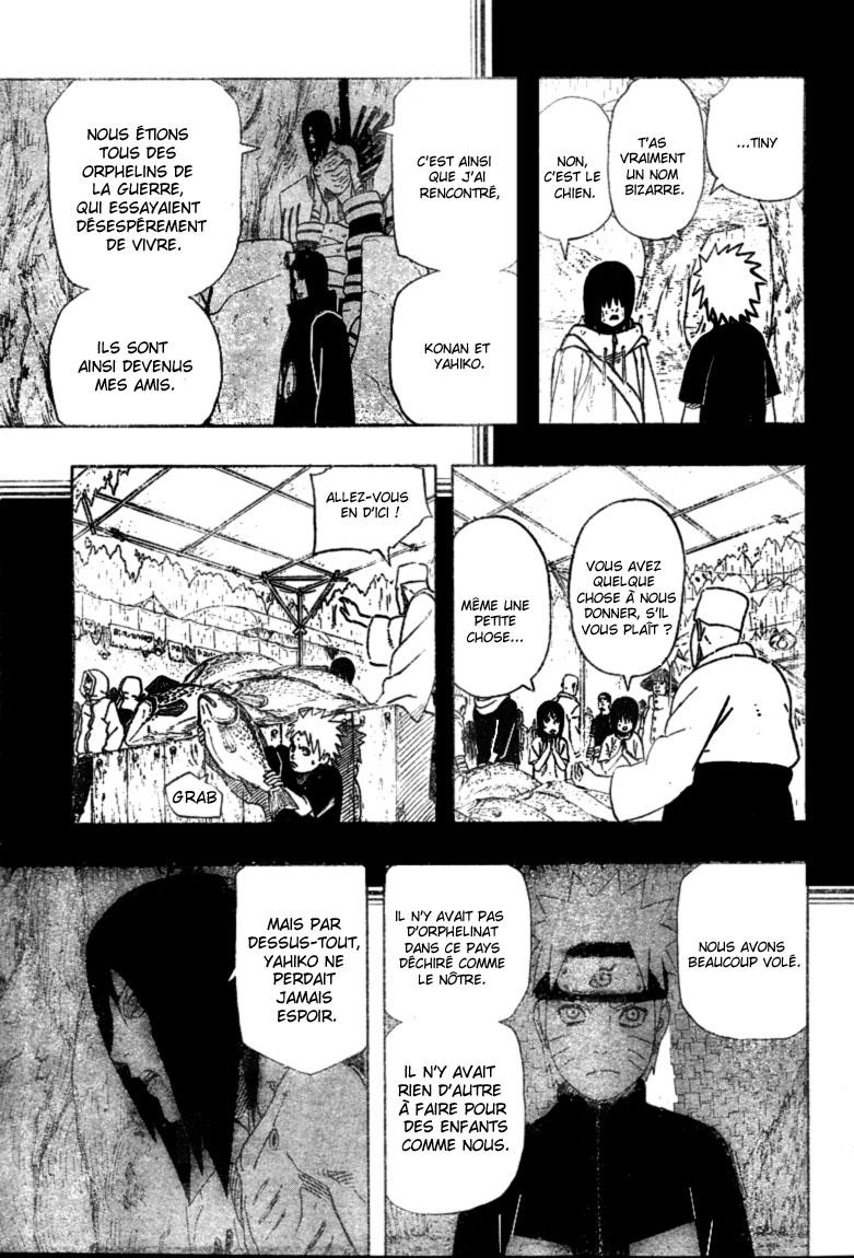 Chapitre Scan Naruto 445 FR 11
