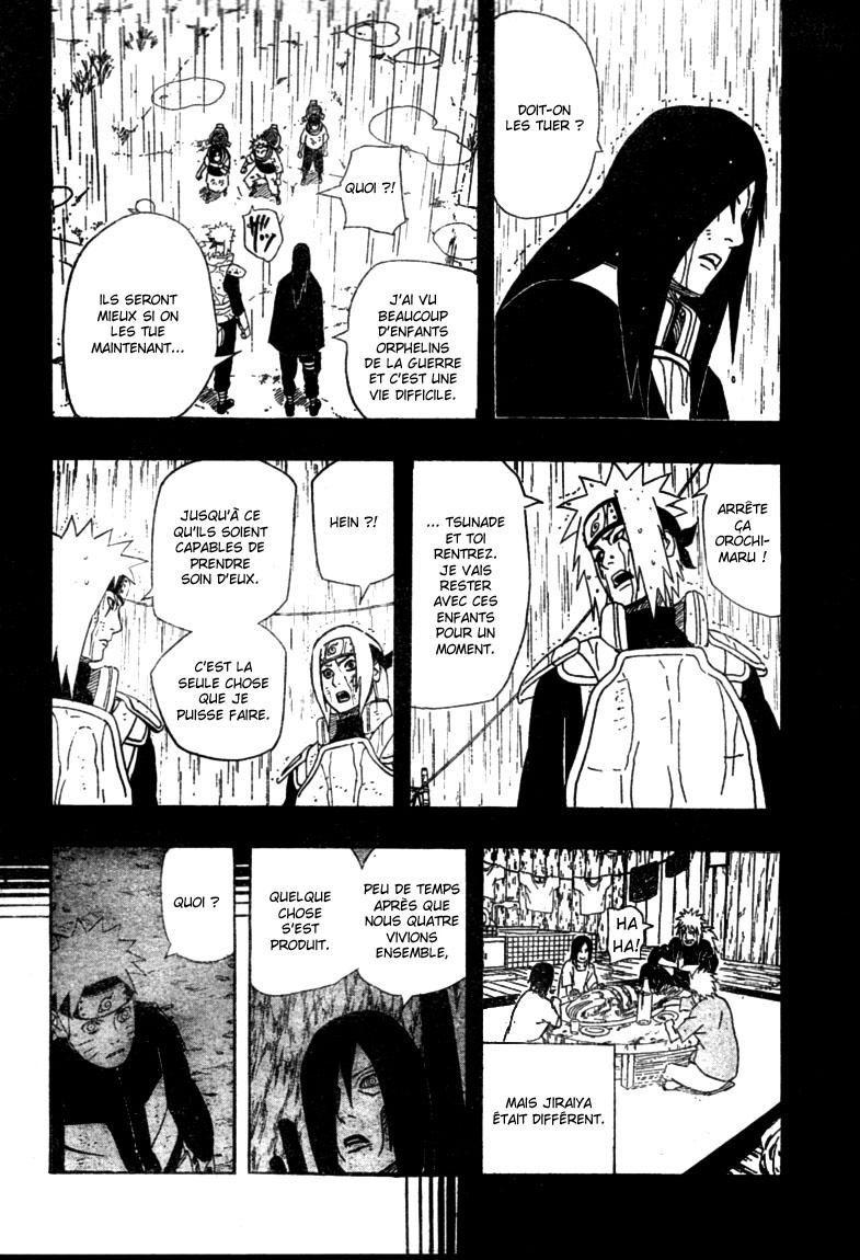 Chapitre Scan Naruto 446 FR Page 04