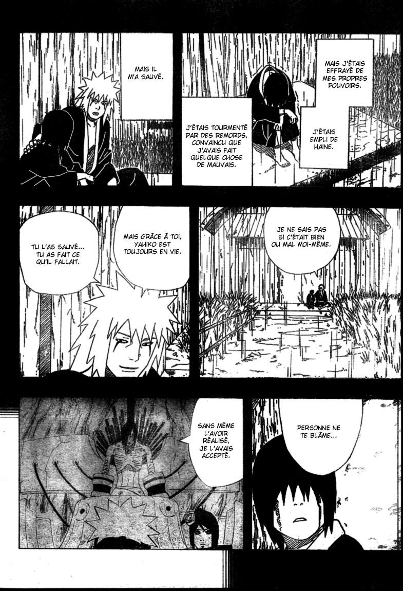 Chapitre Scan Naruto 446 FR Page 06