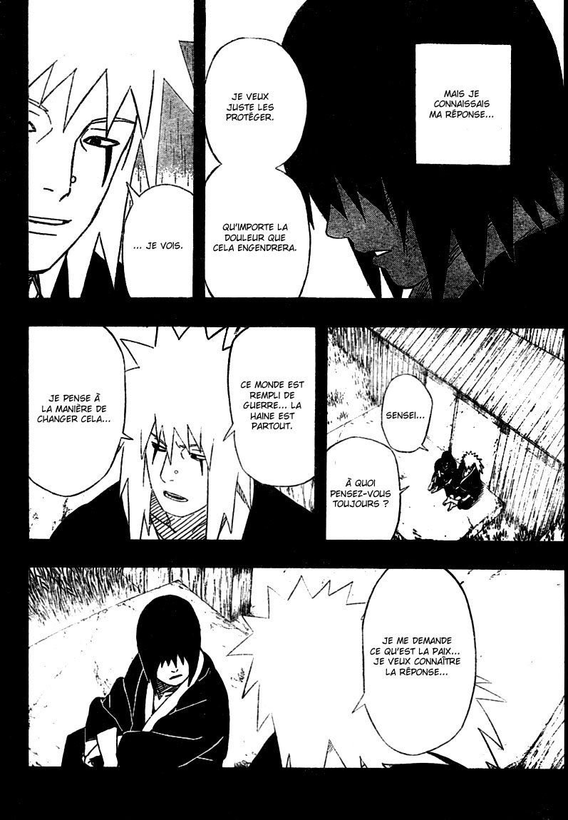 Chapitre Scan Naruto 446 FR Page 08