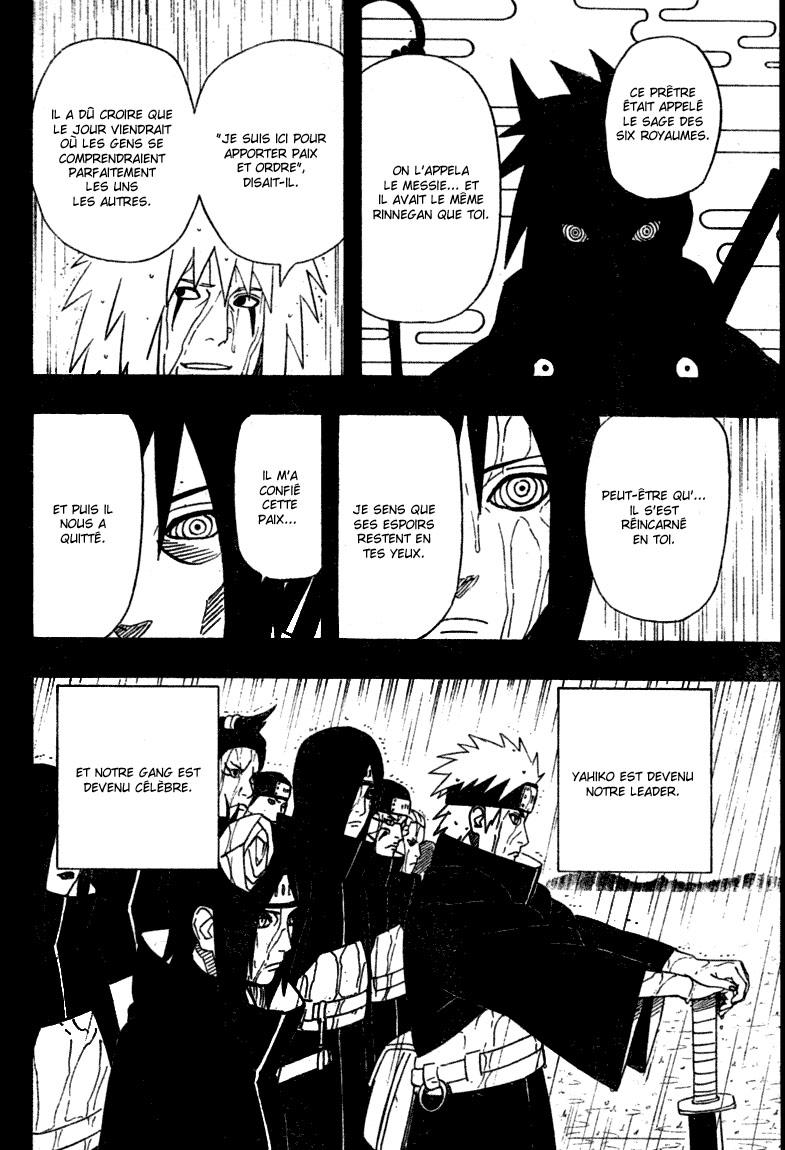 Chapitre Scan Naruto 446 FR Page 10