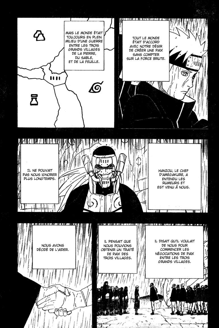 Chapitre Scan Naruto 446 FR Page 11