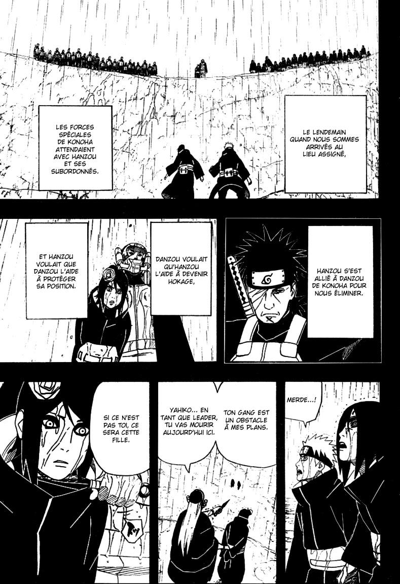 Chapitre Scan Naruto 446 FR Page 13
