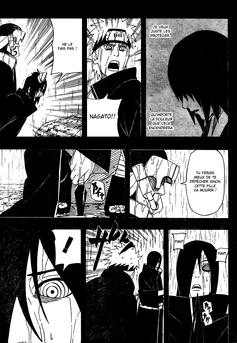 Chapitre Scan Naruto 446 FR Page 15
