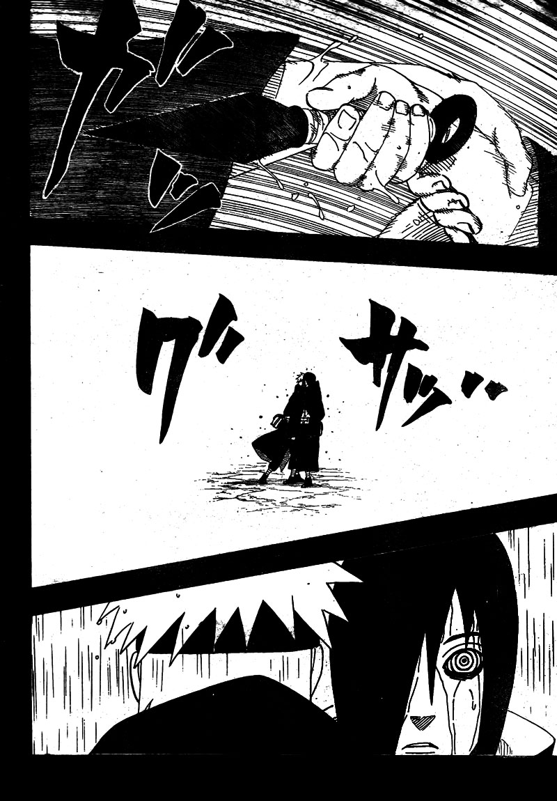 Chapitre Scan Naruto 446 FR Page 16