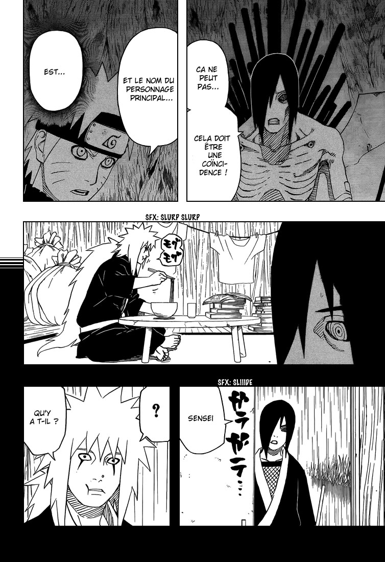 Chapitre Scan Naruto 448 FR Page 06