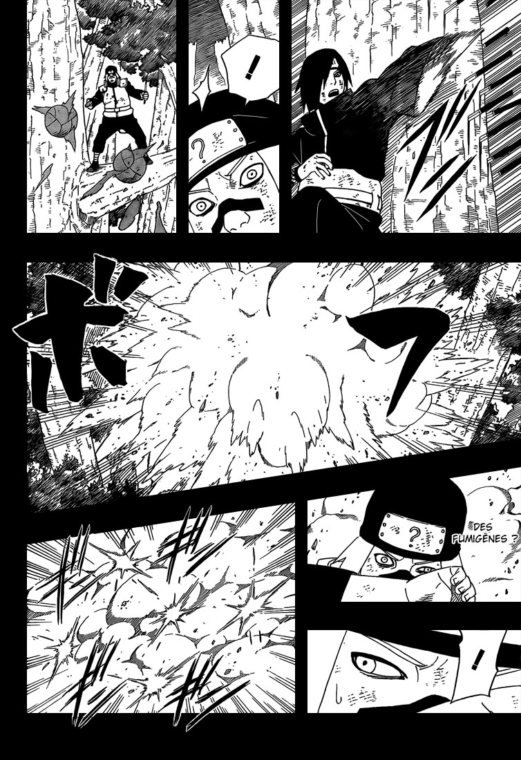 Chapitre Scan Naruto 448 FR Page 12