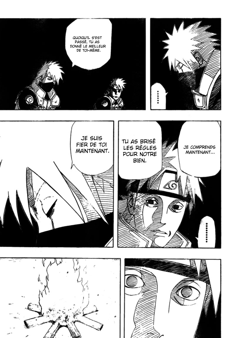 Chapitre Scan Naruto 449 FR Page 07