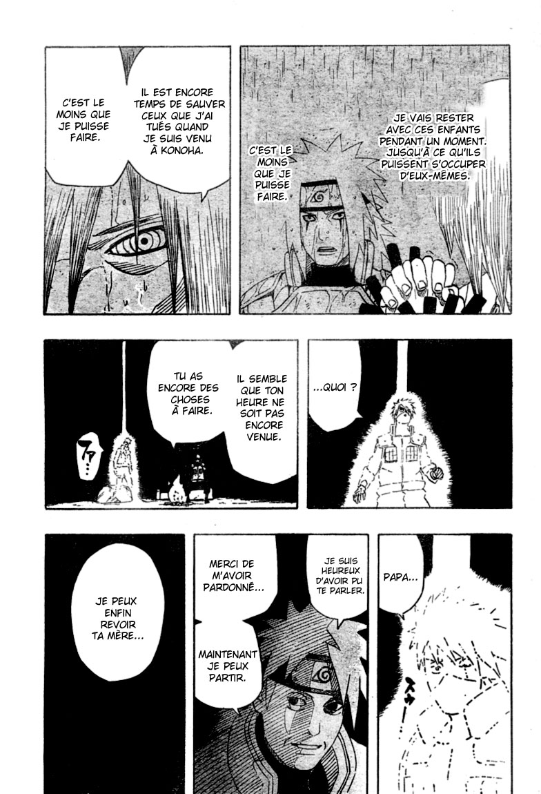 Chapitre Scan Naruto 449 FR Page 09
