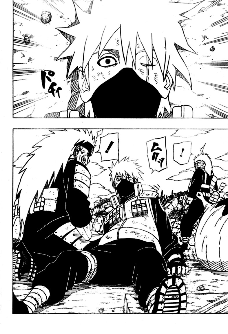 Chapitre Scan Naruto 449 FR Page 10