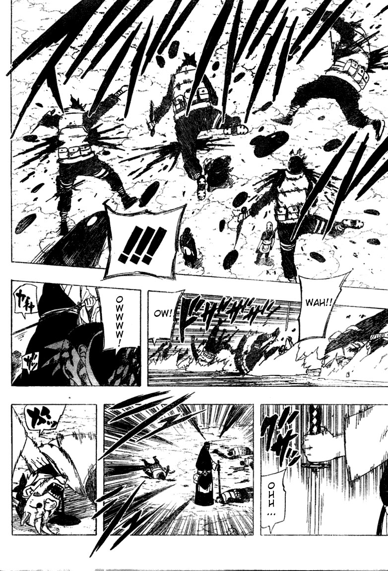 Chapitre Scan Naruto 456 FR Page 02