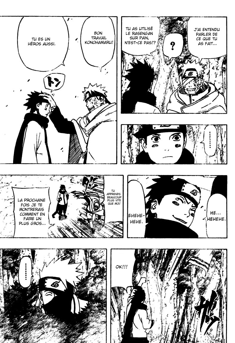 Chapitre Scan Naruto 456 FR Page 09