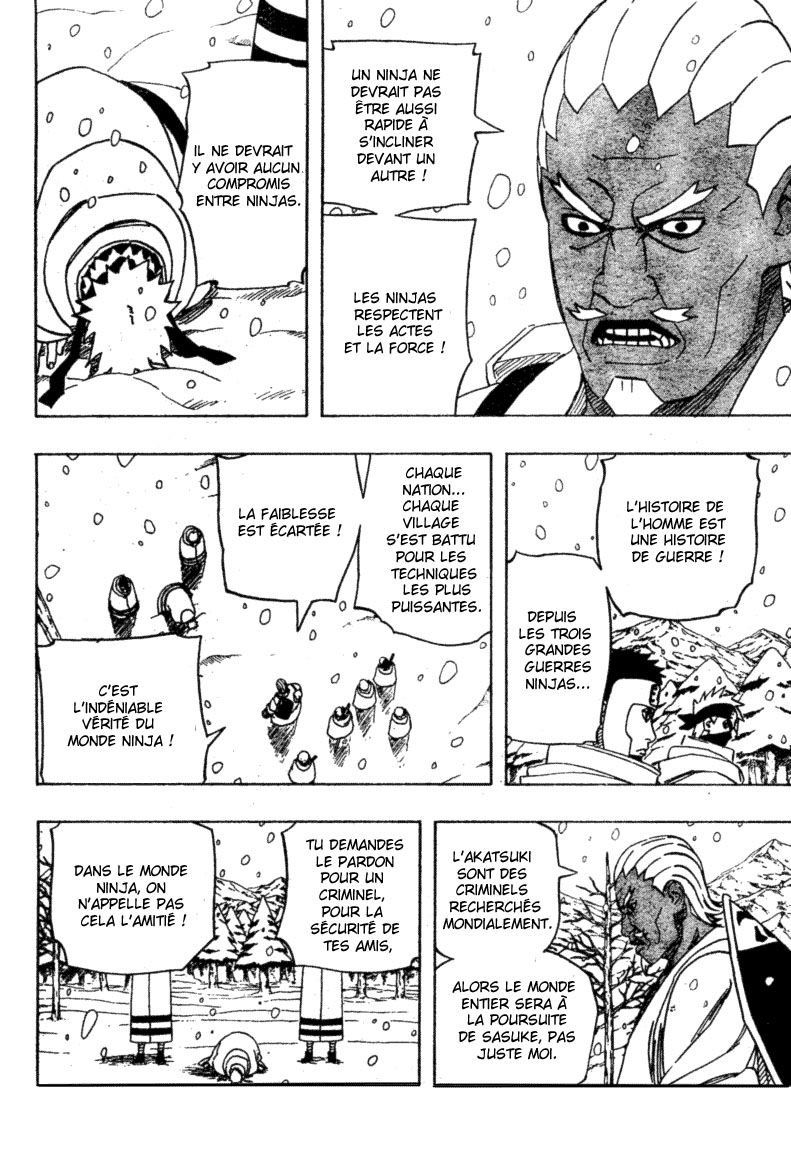 Chapitre Scan Naruto 457 FR Page 13