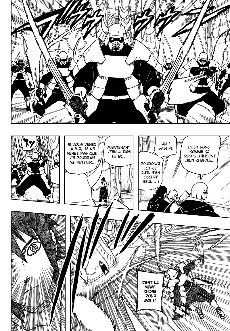 Chapitre Scan Naruto 460 FR Page 13