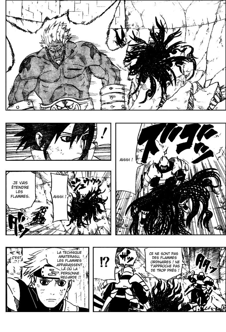 Chapitre Scan Naruto 463 FR Page 13