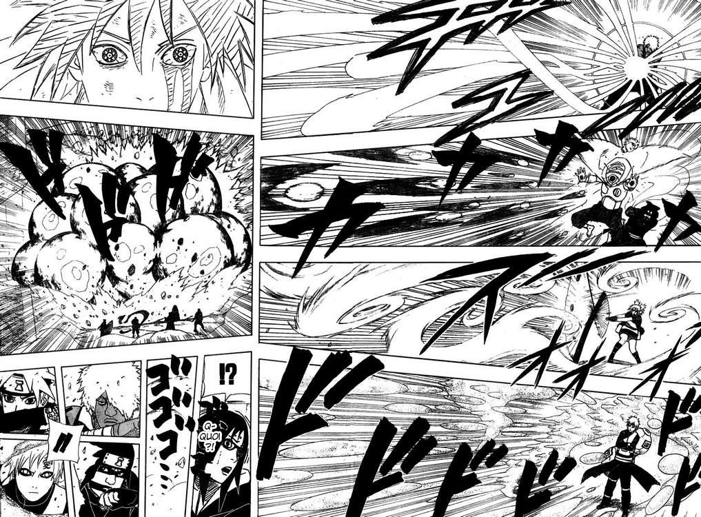 Chapitre Scan Naruto 464 FR Page 14
