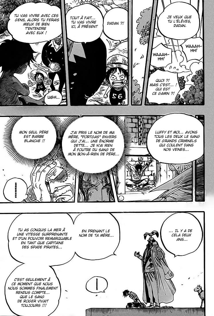 Chapitre Scan One Piece 551 FR Page 07